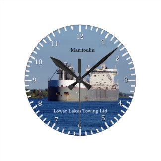 Manitoulin LLC clock