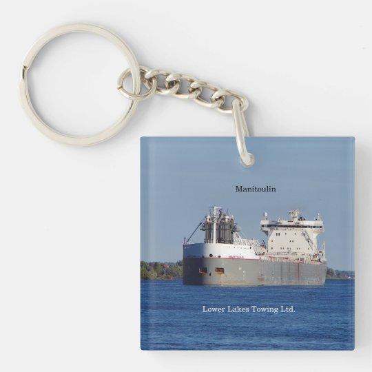 Manitoulin LLC key chain