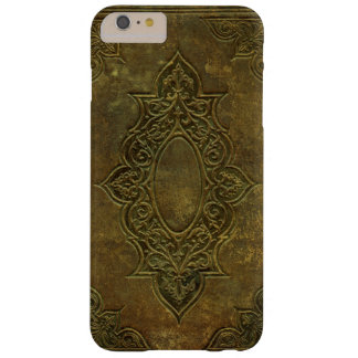 Manly 200 Year Old Book Cover Looking Barely There iPhone 6 Plus Case