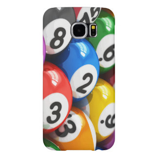 Manly Billiards Case For Galaxy S6