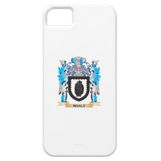 Manly Coat of Arms - Family Crest iPhone 5 Cover