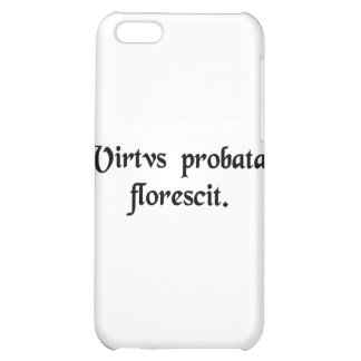 Manly excellence in trial flourished. iPhone 5C case