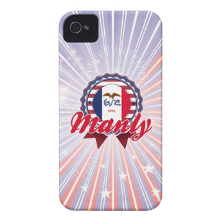 Manly, IA Case-Mate iPhone 4 Cases