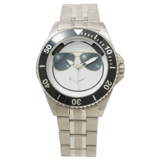 Manly Man Kool Kat Panda Emoji Watch