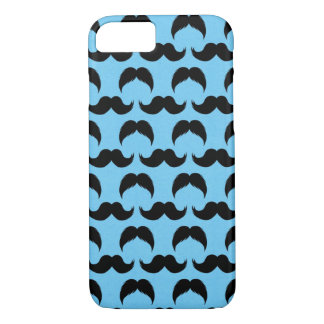 Manly Mustaches iPhone 7 Case