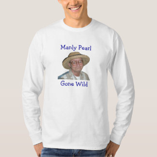 Manly Pearl Gone Wild - Basic Long Sleeve T-Shirt