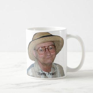 Manly Pearl - Mug