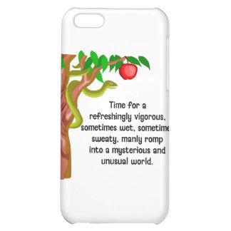 Manly Romp iPhone 5C Cases