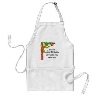 Manly Romp Standard Apron