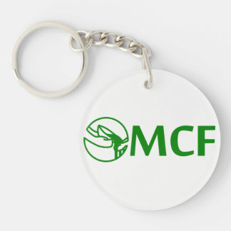 Manna Charitable Found' keyholder [SCP Foundation] Keychain