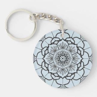 Manna Mandala Keychain