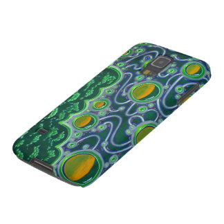 Manna Vesicles (Texas Landscape) Galaxy S5 Covers
