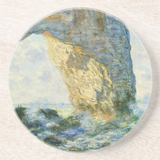 Manneporte, Rock Arch - Étretat (Normandy) - Monet Coaster