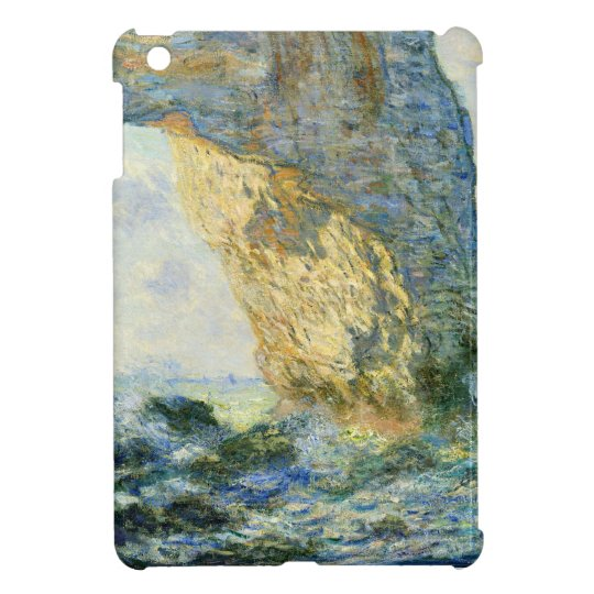 Manneporte, Rock Arch - Étretat (Normandy) - Monet iPad Mini Case