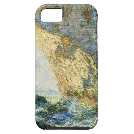 Manneporte, Rock Arch - Étretat (Normandy) - Monet iPhone 5 Cases
