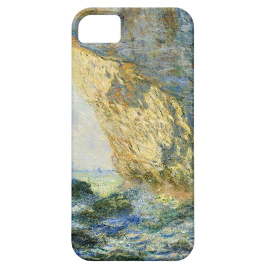 Manneporte, Rock Arch - Étretat (Normandy) - Monet iPhone 5 Cover