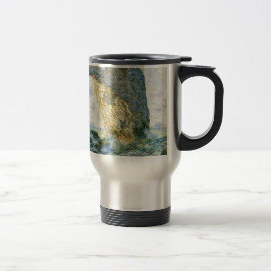 Manneporte, Rock Arch - Étretat (Normandy) - Monet Travel Mug