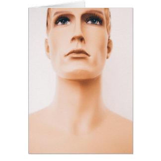 Mannequin Card