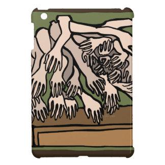 Mannequin Hands iPad Mini Cover