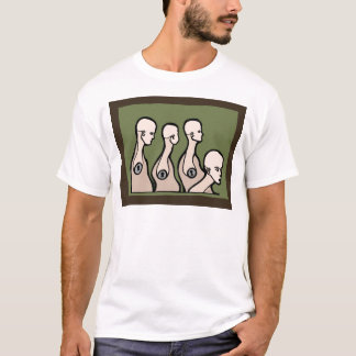 Mannequin Torsos T-Shirt