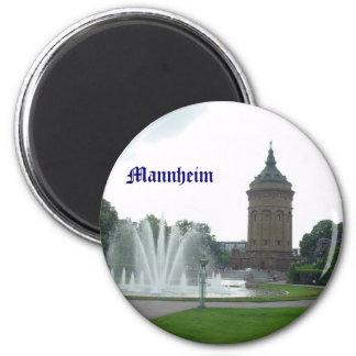 Mannheim 2 Inch Round Magnet