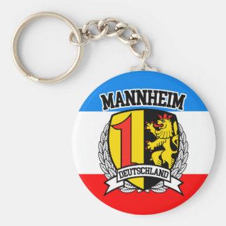 Mannheim Keychain