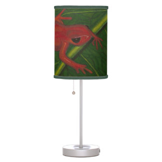 Manny The Mantella (Frog) Table Lamps