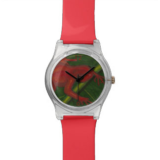 Manny The Mantella (Frog) Watch
