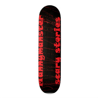 mannymanster scary stories skateboard
