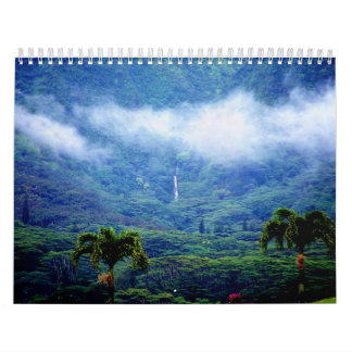 Manoa Valley Hawaii Calendar