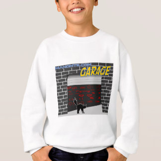 manomtr garage sweatshirt