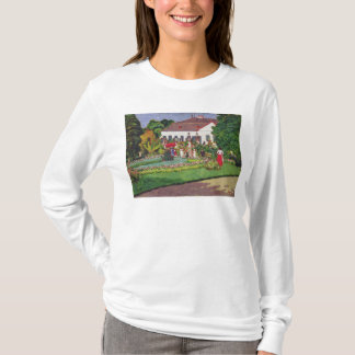 Manor House in Kertvelyes, 1907 T-Shirt