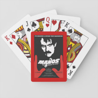 Manos: The Hands of Fate Playing Cards