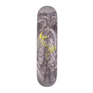 Mans Best Friend Boards Skateboard Deck