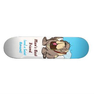 Man's Best Friend Skate Board Decks