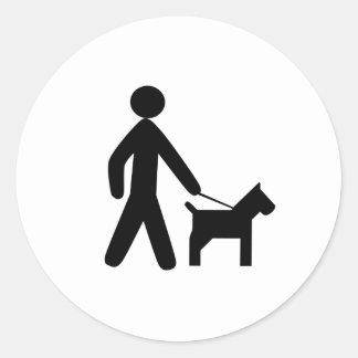 Man's Best Friend  Sticker