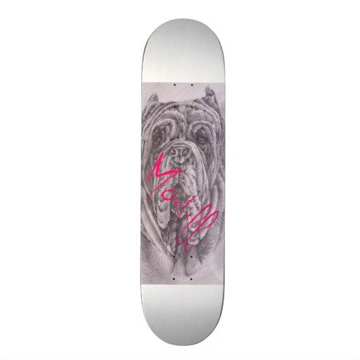 Mans Best Friends Board Skateboards
