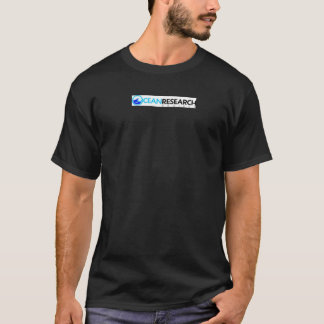 Man's Ocean Research Project T-shirt