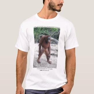 Manscaping orangutan T-Shirt