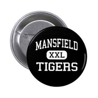 Mansfield - Tigers - High School - Arlington Texas Pin