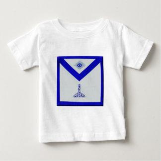 Mansonic Senior Warden Apron Baby T-Shirt