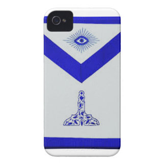 Mansonic Senior Warden Apron Case-Mate iPhone 4 Case