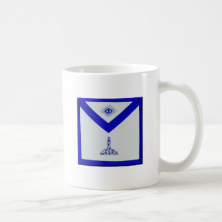 Mansonic Senior Warden Apron Coffee Mug