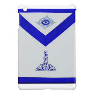 Mansonic Senior Warden Apron iPad Mini Case
