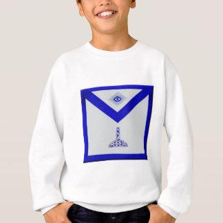 Mansonic Senior Warden Apron Sweatshirt