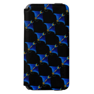 manta ray art incipio watson™ iPhone 6 wallet case