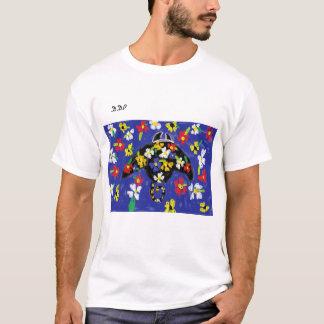 manta ray art T-Shirt