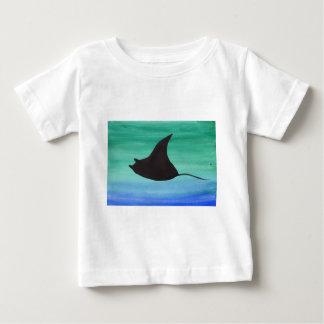 Manta Ray Baby T-Shirt