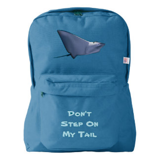 Manta Ray Backpack