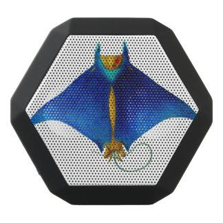 manta ray black bluetooth speaker